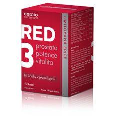 Cemio RED3 90 kapslí limitovaná edice
