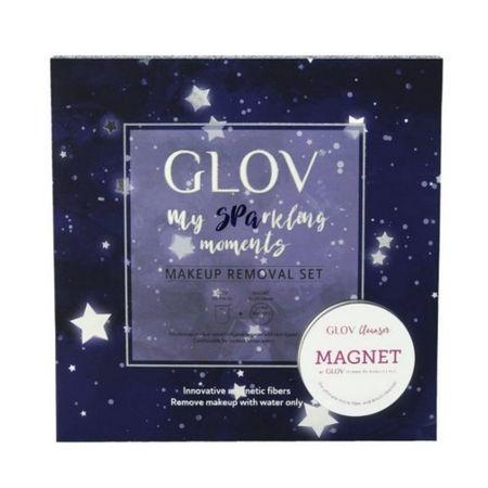 GLOV All In Wonder artctisztító és sminklemosó ajándékcsomag kesztyűvel