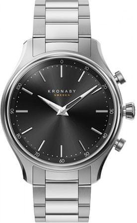 Kronaby Vodotěsné Connected watch Sekel S2750/1