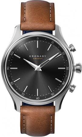 Kronaby Vodotěsné Connected watch Sekel S2749/1