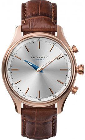 Kronaby Vodotěsné Connected watch Sekel S2748/1