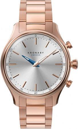 Kronaby Connected watch Sekel A1000-2747 vízálló karóra