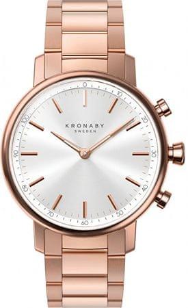 Kronaby Vodotěsné Connected watch Carat S2446/1
