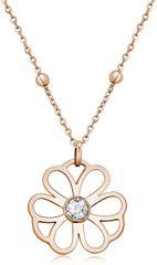Brosway Oceľový náhrdelník Ikebana BKE04