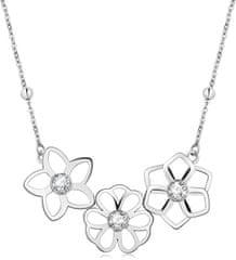 Brosway Oceľový náhrdelník Ikebana BKE05