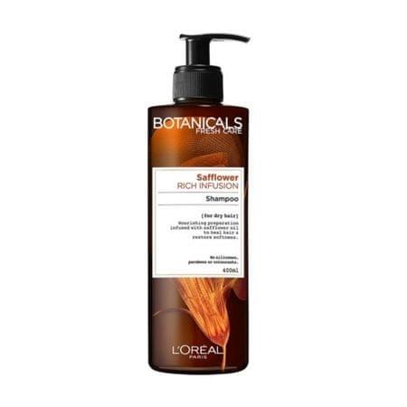 L'Oréal Tápláló sampon száraz hajra (Rich Infusion Shampoo) 400 ml