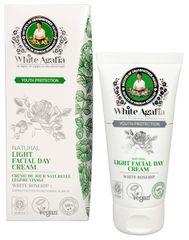 Babushka Agafia White Agafia Youth Protection prírodný denný pleťový krém do 35 rokov 50 ml