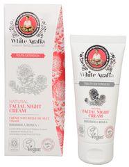 Babushka Agafia White Agafia Youth Extension prírodné nočný pleťový krém 35 - 50 rokov 50 ml