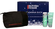Biotherm Aquapowerarc- és testápoló ajándékcsomag férfiaknak