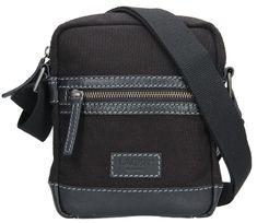 Lagen Mężczyźni Bag 22409 czarny / szary