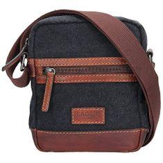 Lagen Męska torba na ramię 22409 TAN