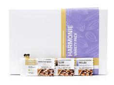 Vitalo Harmónia - variety pack - funkčná čokolády 75 g (3 x 5 ks)