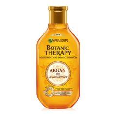 Garnier Botanic Therapy tápláló Sampon argánolajjal és kaméliakivonattal normál és száraz hajra(Nourishment