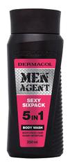 Dermacol Sprchový gel pro muže 5v1 Sexy Sixpack Men Agent (Body Wash) 250 ml