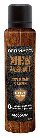 Dermacol Men Agent Extreme Clean dezodor férfiaknak 150 ml