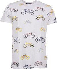 Noize Męska koszulka White 4634236-00