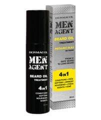 Dermacol Pielęgnacyjny olej do włosówMen Agent (Beard Oil) 50 ml