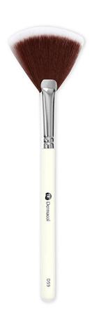 Dermacol Oprašující kosmetický štětec ze syntetických vláken D59