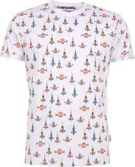 Noize Męska koszulka White 4633100-00
