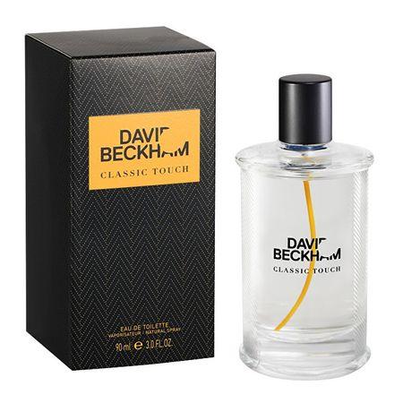 David Beckham Classic Touch - woda toaletowa 90 ml