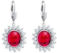 Preciosa Camellia ezüst fülbevaló 6107 63 ezüst 925/1000