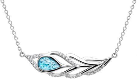 Preciosa Strieborný náhrdelník Penna 6103 29 striebro 925/1000