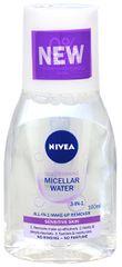 Nivea Zklidňující micelární voda 3v1 (Micellar Water) 100 ml