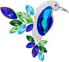 Preciosa Broška kopriva Leteči dragulj Veronike 2243 70
