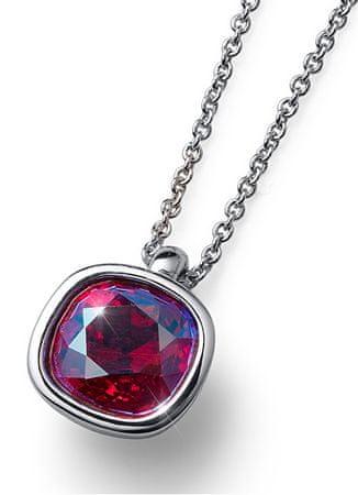 Oliver Weber Elegantna ogrlica Royal 11802 RED