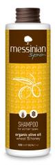 Messinian Spa Šampón pre všetky typy vlasov pšenica & med 300 ml