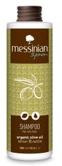 Messinian Spa Šampón na mastné vlasy citrón & žihľava 300 ml