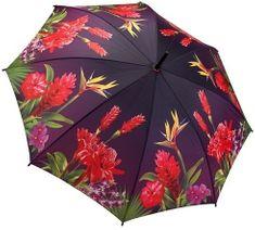 Blooming Brollies Női esernyő trópusi paradicsomban
