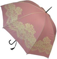 Blooming Brollies Női esernyő Pink Vintage csipke BCSV P