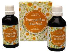 Dr. Clark Pampeliška lékařská bylinná tinktura 2 x 50 ml