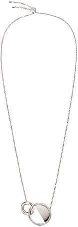 Calvin Klein Luksuzna jeklena ogrlica LockedKJ8GMN000100