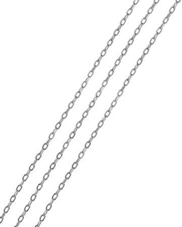 Brilio Silver Srebrna veriga Anker 45 cm 471 115 00005 04 srebro 925/1000