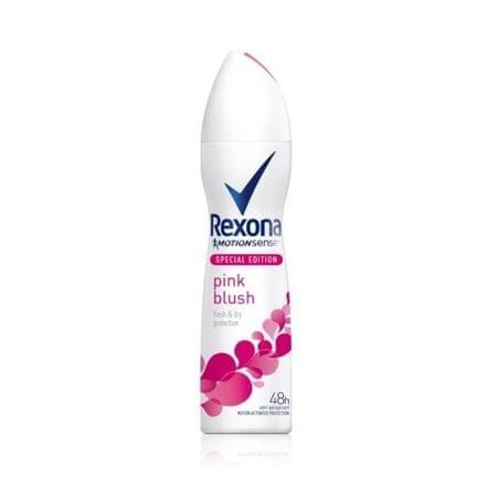 Rexona Antiperspirant ve spreji s květinovou vůní Pink Blush 150 ml