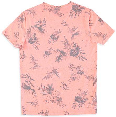 b8ace03cb442 Cars-Jeans Pánske tričko Paradise 4014764 Coral (Veľkosť M)
