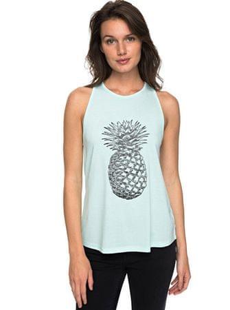 ROXY Koszulka damska Mint Sugar D BlueLight ERJZT04163-BEK0 (rozmiar XS)