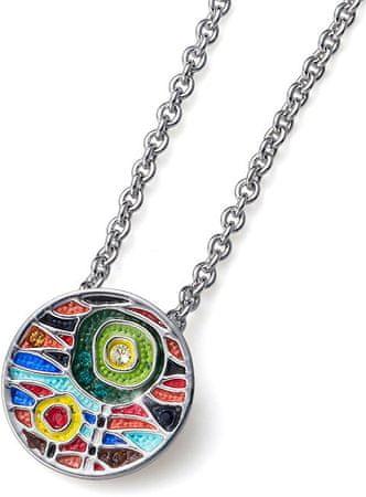Oliver Weber Art Small többszínű nyaklánc 11875