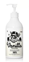 Yope Hydratačné telové mlieko Vanilka a škorica BIO 500 ml