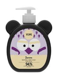 Yope Tekuté mydlo na ruky pre deti s jazmínom 400 ml