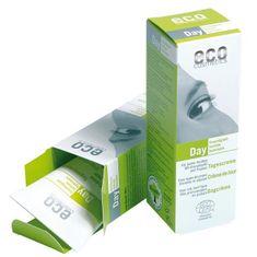 Eco Cosmetics Denný krém BIO s granátovým jablkom a papájou 50 ml