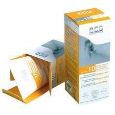Eco Cosmetics Opalovací krém SPF 10BIO 75ml