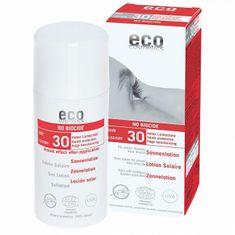 Eco Cosmetics Opaľovací krém SPF 30 s repelentom BIO 100 ml