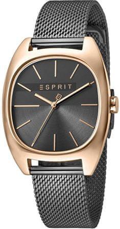 Esprit Infinity Grey Rose Gold Mesh ES1L038M0125