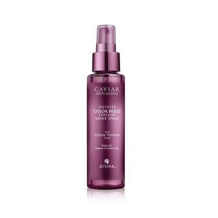 Alterna Spray do ochrony koloru włosów Caviar Anti-Aging (Infinite Color Hold Topcoat Shine Spray) 125 ml