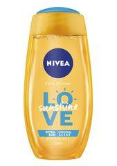 Nivea Osviežujúci sprchový gél Love Sunshine
