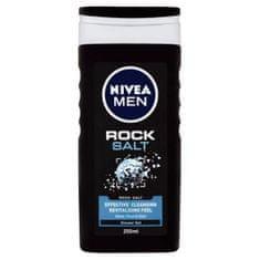 Nivea Sprchový gél pre mužov Rock Salt 250 ml