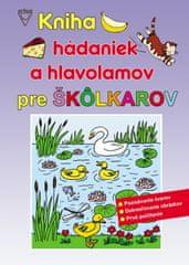 Kolektív autorov: Kniha hádaniek a hlavolamov pre škôlkarov